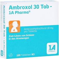 1A Pharma Ambroxol 30 Tab (100 Stück)