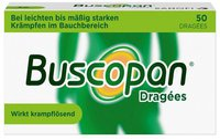 Boehringer Buscopan Dragees (50 Stk.)