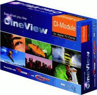 KNC One CineView-Modul