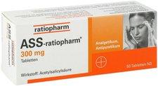 ratiopharm Ass 300 Tabletten (50 Stück)