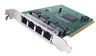 Cisco Systems PIX 64-bit/66-MHz 4-port NIC
