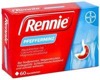 Bayer Rennie Kautabletten (60 Stück)