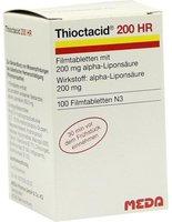 VIATRIS Thioctacid 200 Hr Filmtabletten (100 Stück)