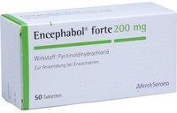 Merck Encephabol Forte 200 Drag. (50 Stück)