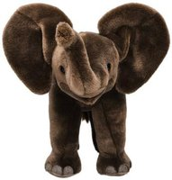 Kösener Elefantenbaby stehend 40 cm