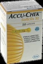 Roche Accu-Chek Softclix Lanzetten XL (50 Stk.)