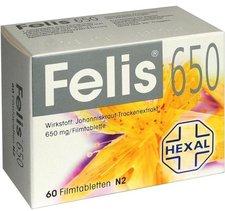 Hexal Felis 650 Filmtabletten (60 Stück)