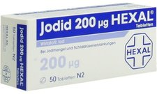 Hexal Jodid 200 Tabletten (50 Stk.)