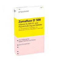 Novartis Zymafluor D 500 Tabletten (30 Stk.)