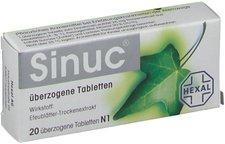 Hexal Sinuc Drag. (20 Stück)