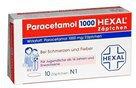 Hexal Paracetamol 1000 Zaepfchen (10 Stück)