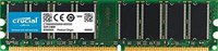 Crucial 512MB DDR PC3200 (CT6464Z40B) CL3