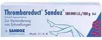 Sandoz Thrombareduct 180 000 I.E. gel (100 g)