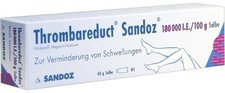 Sandoz Thrombareduct 180 000 I.E. Salbe (40 g)