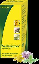 Steiner Arzneimittel Sedariston Tropfen Plus 50 ml
