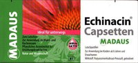 Madaus Echinacin Capsetten Lutschtabletten 20 Stück