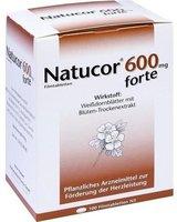 Rodisma Natucor 600 mg Forte Filmtabletten 100 Stück