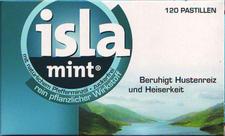 Engelhard Isla Mint Pastillen 120 Stück