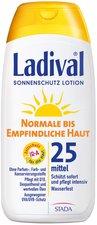 Ladival Normale / empf. Haut Sonnenschutz Lotion LSF 25 (200 ml)