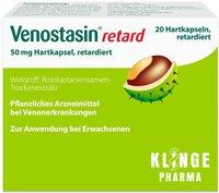 Astellas Venostasin Retardkaps. (20 Stück)