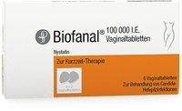 Dr. R. Pfleger Biofanal Vaginaltabl. (6 Stk.)