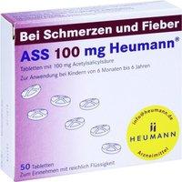Heumann Ass 100 Mg Tab. (50 Stk.)