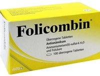 mibe Folicombin Drag. (100 Stück)