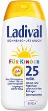 Ladival Kinder Sonnenschutz Milch LSF 25 (200 ml)