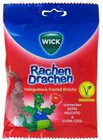WICK RachenDrachen Halsgummis Kirsche (75 g)
