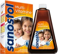 ALTANA Multi-Vitamin Saft (230ml)