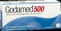 Dr. R. Pfleger Godamed 500 Tabl. (50 Stück)