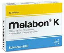 Medice Melabon K Tabl. (20 Stück)