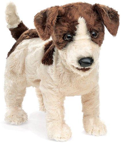 Folkmanis Jack Russell Terrier