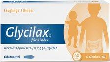 Engelhard Glycilax Suppositorium fuer Kinder (12 Stk.)