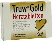 Truw Gold Herztabletten (50 Stk.)