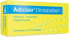 ARDEYPHARM Adiclair Tabletten (20 Stk.)