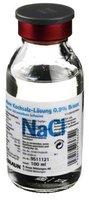 B. Braun Kochsalzloesung 0,9% Glasfl. (100 ml)