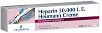 Heumann Heparin 30 000 Creme (40 g)