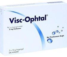 Dr. Winzer Visc Ophtal Augengel ( 3 x 10 g)