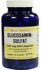 Bios Glucosaminsulfat Kapseln 250 mg (180 Stk.)