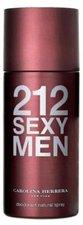 Herrera 212 Sexy Men Deodorant Spray (150 ml)