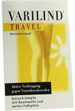 Varilind Travel Kniestrumpf Baumwolle XL anthrazit
