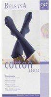 BELSANA Cotton Stützkniestrumpf 2 braun mit Baumwolle