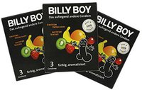 Billy Boy Aroma Kondome (3 Stk.)