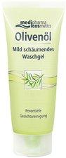 Medipharma Olivenöl Mild Schäumendes Waschgel (100 ml)