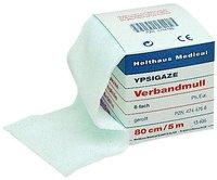 Holthaus Ypsigaze 10 cm x 10 m Verbandmull 8fach Gerollt (1 Stk.)