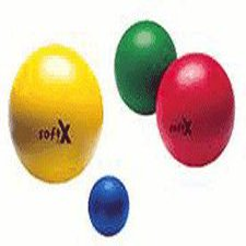 Airex Soft X Schaumstoff-Ball 21 cm mit Haut