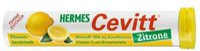 Hermes Cevitt Zitrone Brausetabletten (20 Stk.)