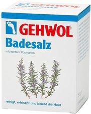 GEHWOL Rosmarin Badesalz Portionsbeutel (10 x 25 g)