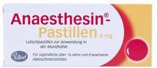 Dr. Ritsert Anaesthesin Pastillen (20 Stück)